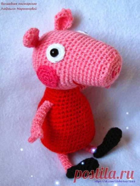 Свинка Пеппа. Описание.
