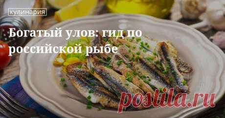Российская морская и речная рыба: 7 простых и вкусных рецептов Какие из видов российской рыбы речной и морской рыбы пользуются наибольшей популярностью? Возможно, их названия у вас на слуху, но вы пока не пробовали их готовить? Кулинарный гид по лучшим рецепта...