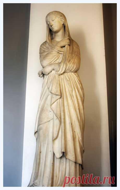 Скульптура в Русском музее.