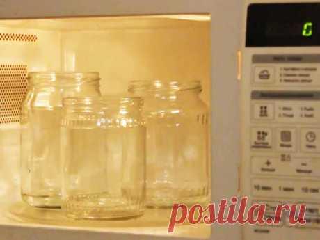 Все способы и правила стерилизации банок для заготовок — Готовим дома