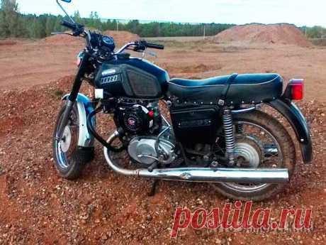 Мотоцикл ИЖ Юпитер-5 с двигателем от мотоблока 7 л.с Установка двигателя от мотоблока на мотоцикл ИЖ Юпитер-5: фото и описание самоделки