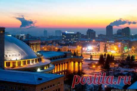 Новосибирск - столица Сибири