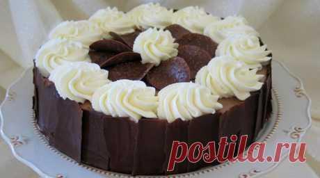 Супершоколадный торт «Сирано». Сладкоежки, забирайте