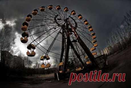 Чернобыль и Зона отчуждения через 100 лет (2 фото) . Тут забавно !!!