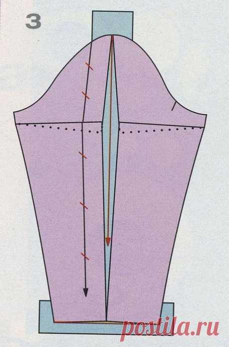 Полные руки: подгоняем выкройку по фигуре Изменить готовую выкройку, например из журнала Burda, очень просто! На этот раз мы расскажем вам, как это сделать, если у вас полные руки.Чтобы вам не жали рукава, выкройку жакета или блузки следует п…
