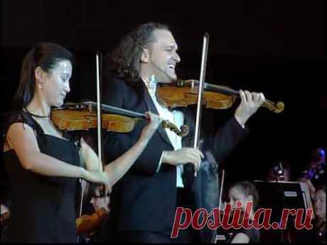 Чардаш с северо-корейской скрипачкой | Chardash with North Korea violinist