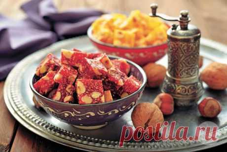 8 рецептов приготовления сладостей востока