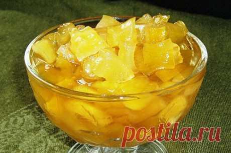 Кабачки в ананасовом соке на зиму - рецепты компота, варенья, видео