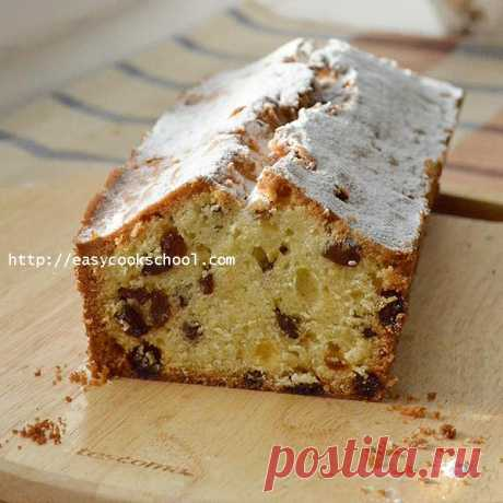 """""""Столичный&quot cake; with raisin the recipe in accordance with GOST 