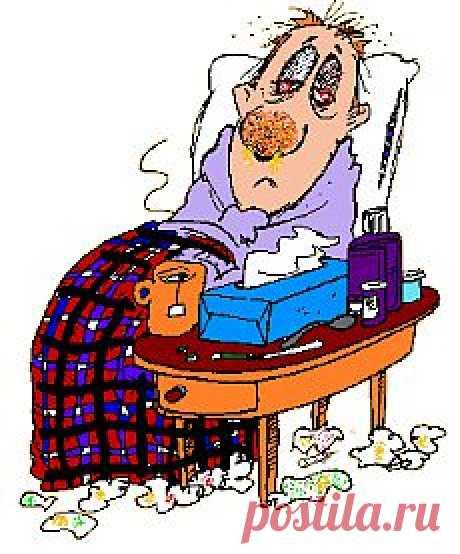 Если вы простудились; су-джок терапия | Sanket