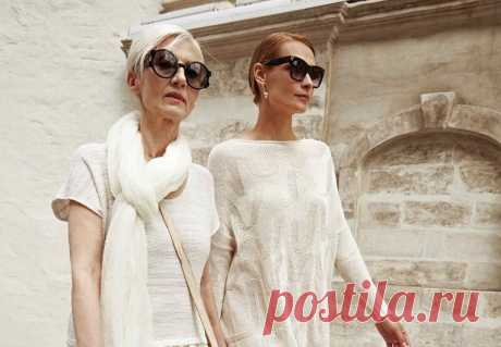 Женщины 50+, ломаем стереотипы стиля! - Икона стиля Вся лента модных новостей сегодня завалена советами, как правильно одеваться женщинам 50+,...