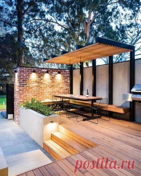 Open verandah