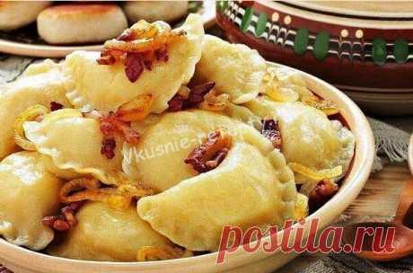 Вареники с картошкой рецепт Как приготовить вареники с картошкой. Подробный фото рецепт приготовления вареников с картошкой. Ингредиенты для приготовления вареников Для теста: