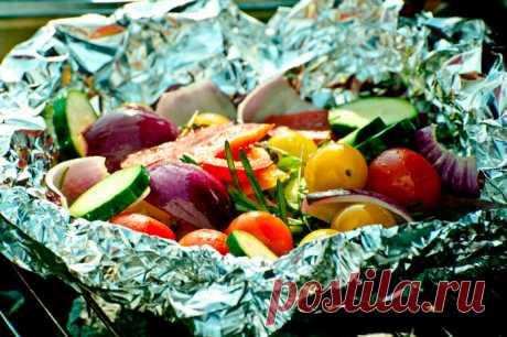 Как вкусно запечь овощи в духовке: удачные рецепты