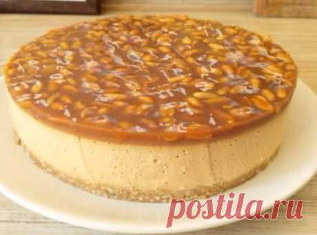 Самые проверенные рецепты - Самый вкусный ореховый торт без выпечки