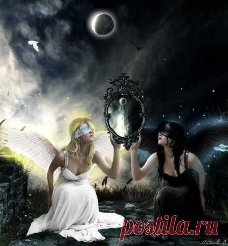 Мистические свойства зеркал. Приметы и суеверия