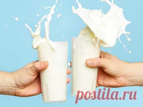 12 правил употребления молока с максимальной пользой — Полезные советы