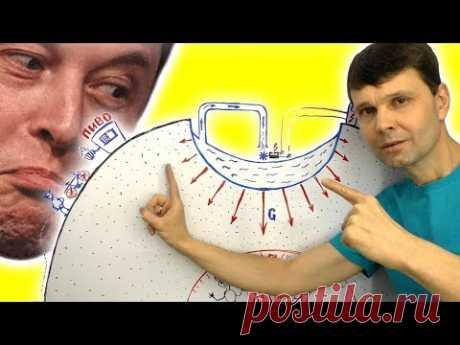 ¿\ud83c\udf11 Como a ti tal idea de Ilon Mask? El motor eterno de la escala planetaria Ígor Beletsky