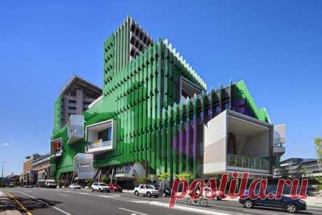 Детская больница Lady Cilento в Брисбене