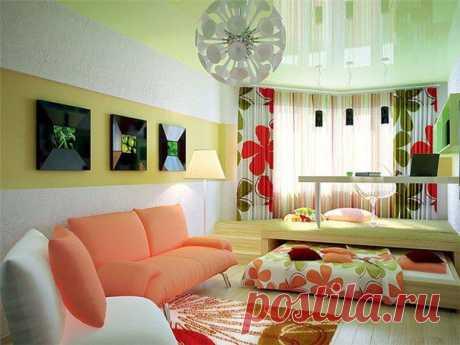 маленькая квартира - Самое интересное в блогах