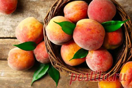 Замораживаем персики | Собирай урожай | Яндекс Дзен