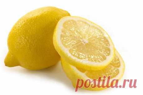 Как очистить организм с помощью лимона