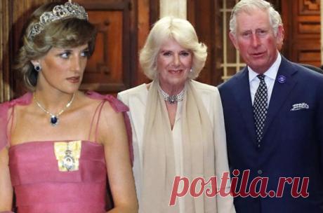 Не секрет, что принц Чарльз любил Камиллу Паркер больше, чем принцессу Диану