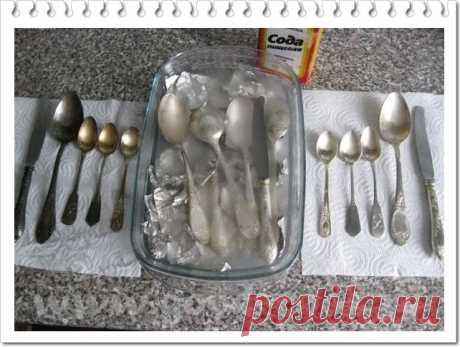 Как очистить до блеска серебро или мельхиор.jpg