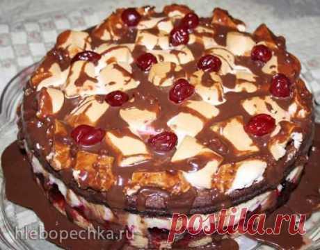 "Торт ""Графиня вишенка"" - Хлебопечка.ру"