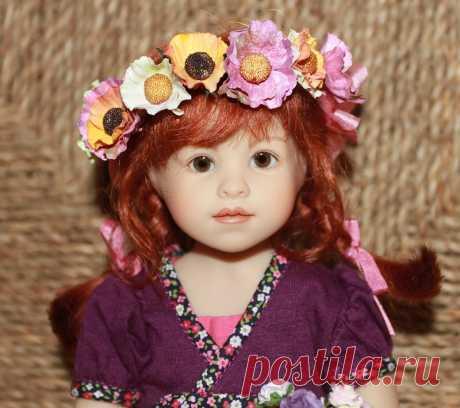 Очаровательные куклы Heidi Plusczok - Блог Три и ночка