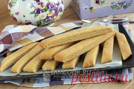 Медовое печенье «Мостачоли» — рецепт с фото пошагово