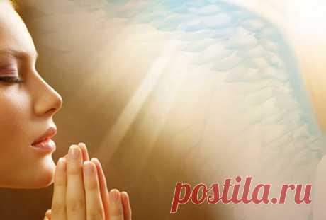 Вы зря не просите помощи у своего Ангела-хранителя!    Ему можно надоедать постоянно, как любимому святому, как самому близкому другу