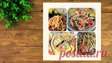 Хотите узнать рецепт простого витаминного салатика, кстати для худеющих он очень подходит