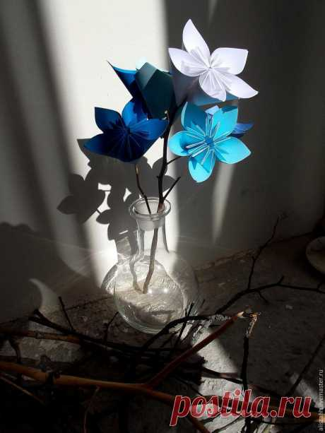 Мастер-класс смотреть онлайн: Творим с детьми! Делаем бумажные цветы   Журнал Ярмарки Мастеров Творим с детьми! Делаем бумажные цветы – бесплатный мастер-класс по теме: Tворим с детьми ✓Своими руками ✓Пошагово ✓С фото