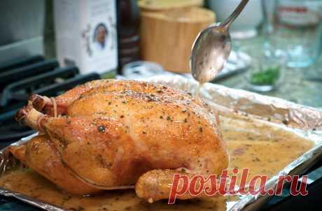 Идеально запеченная курица: секреты Томаса Келлера