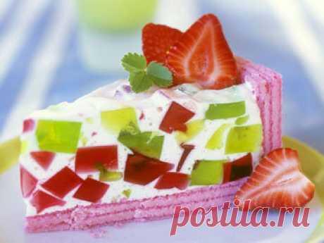Желейный #торт  1. Простой #желейныйторт с фруктами 2. Детский желейный торт Мозаика 3. Желейный торт без выпечки Зеленое яблочко 4. Красивый Желейный торт с творогом  Оформление и украшение торта - Видео