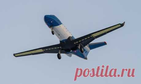 «СТР-40ДТ» — полностью композитный российский авиалайнер | ОНИ | Яндекс Дзен