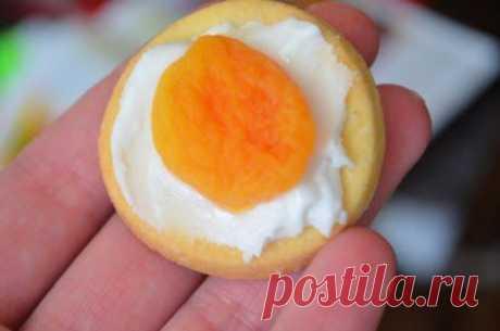 MY FOOD или проверено Лизой: Милое пасхальное печенье