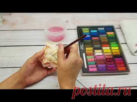 Мастер-класс Плетистая роза - видео презентация