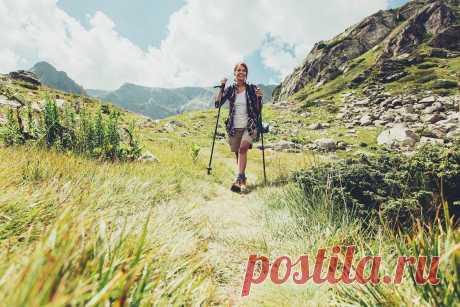 Скандинавская ходьба: что это такое, как похудеть, занимаясь скандинавской ходьбой - Чемпионат