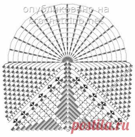 скатерти крючком большие размеры красивые схемы: 10 тыс изображений найдено в Яндекс.Картинках