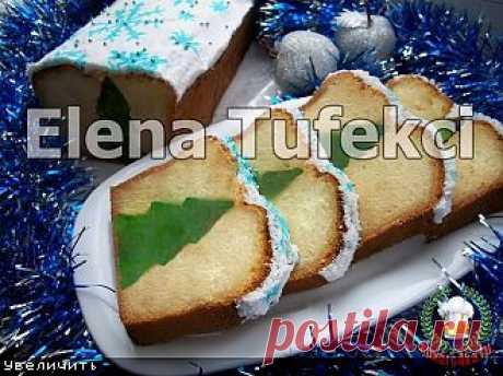 Кекс «Новогодний сюрприз» (МК от Елены)