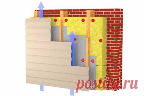 Требования, предъявляемые к монтажу сайдинг-панелей при утеплении фасадных стен  На завершающем этапе наружного утепления стен производятся работы по облицовке фасадов. Это необходимо для создания барьера, защищающего теплоизоляционный пирог от внешних атмосферных факторов. Но материал отделки должен быть не только влагостойким, прочным и долговечным, а ещё аккуратным и привлекательным на вид. Этим требованиям отвечают многие виды облицовочных покрытий, в том числе и сайди...