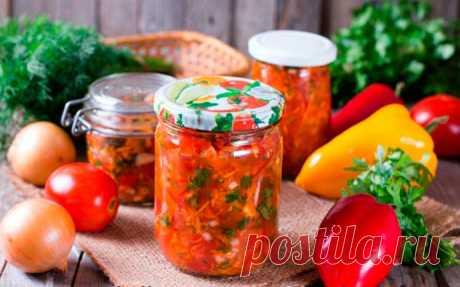Рецепт соленой овощной заправки — MEGOCOOKER