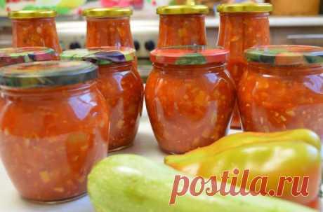 Кабачки в кетчупе на зиму — обалденный рецепт заготовки Консервированные кабачки с кетчупом чили на зиму хрустящие и пикантные. Пошаговый рецепт вкуснейших маринованных кабачков в томатном соусе.