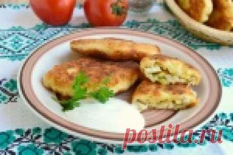 Пирожки творожные с капустой и яйцом - Кулинарные рецепты на Food.ua