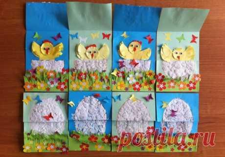 Красивые открытки на Пасху из бумаги с шаблонами для детей Приветствую! Пасха — один из самых светлых и чистых религиозных праздников. Даже те, кто не принадлежит к тому или иному