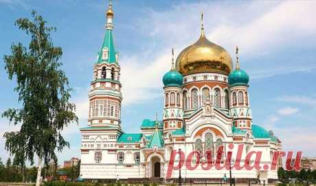 WALKING ACROSS RUSSIA - Unique Temples of Russia.