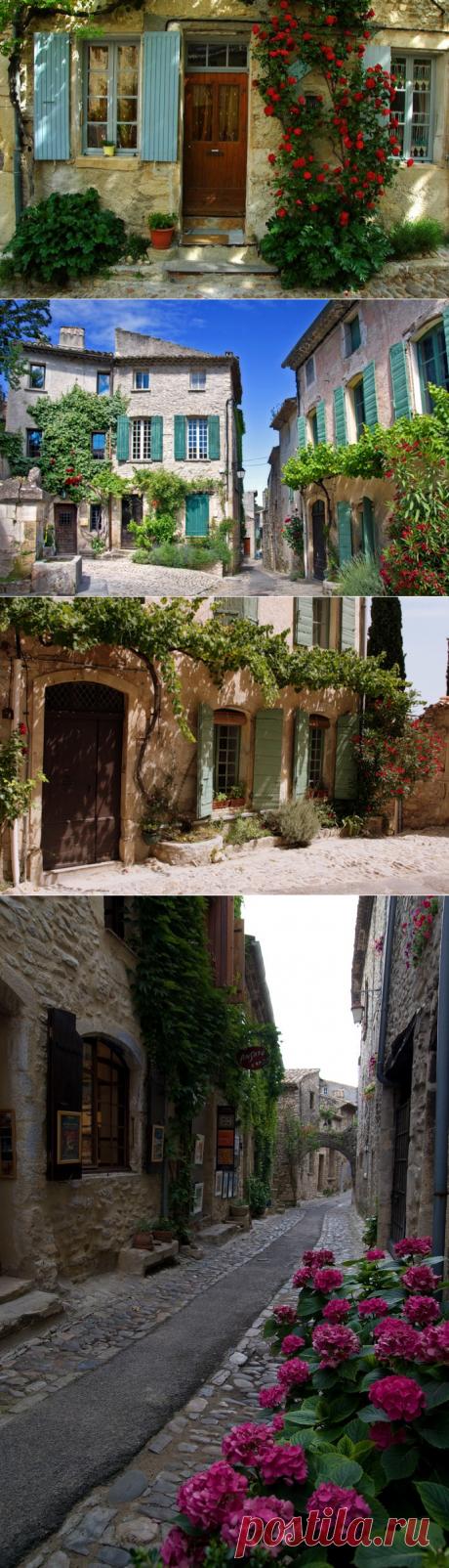 Везон-ла-Ромен (Vaison-la-Romaine). Прованс, Франция