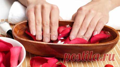 12 способов быстро укрепить слоящиеся ногти